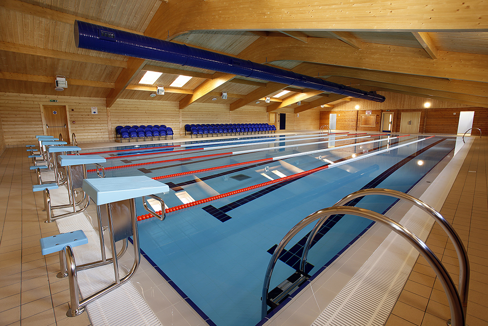 Indoor School Swimming Pool new 25m indoor swimming pool makes a welcome splash at kent