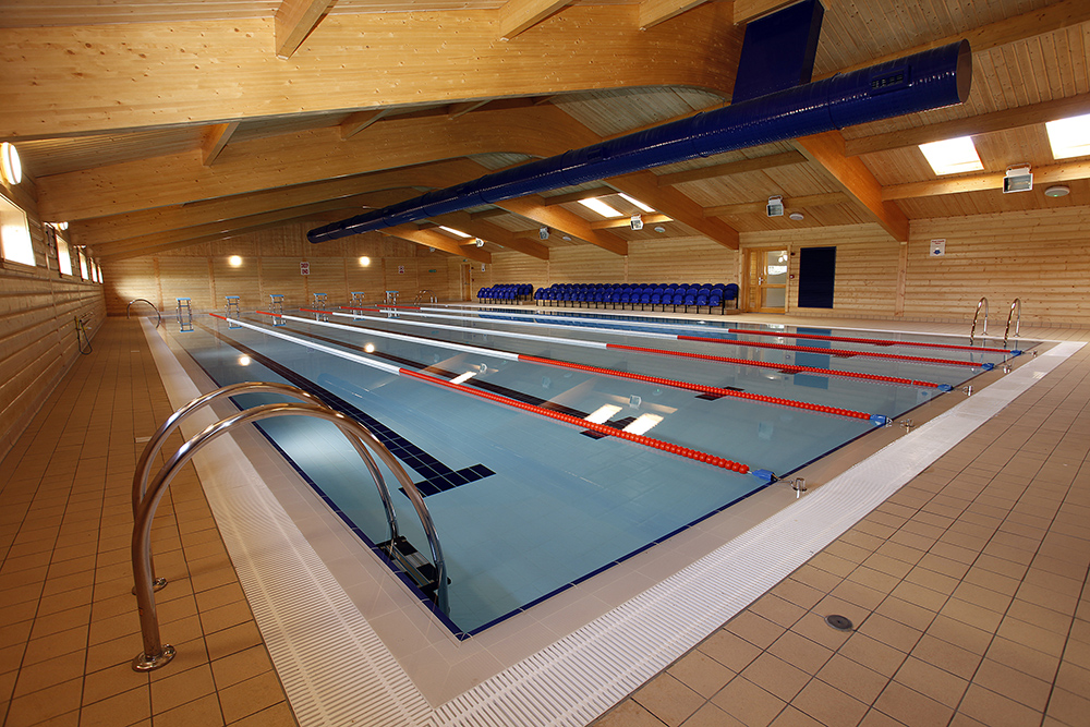 New 25m Indoor Swimming Pool Makes A Welcome Splash At Kent Boarding School